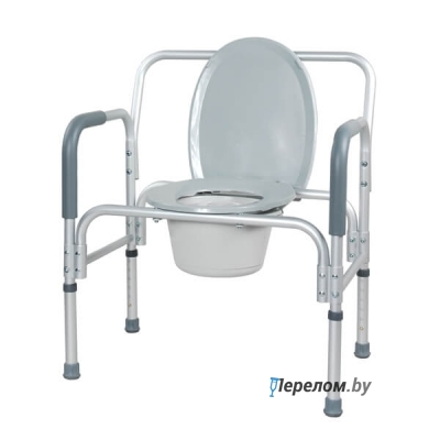 Кресло-туалет до 180 кг
