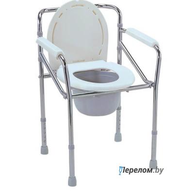 Кресло-туалет до 100 кг