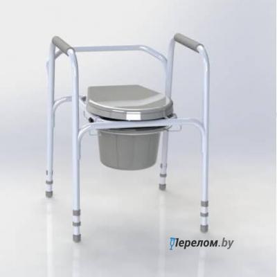 Кресло-туалет Antar (артикул AT01001)